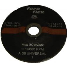 Disc for Steel 100x4.8 Euroflex