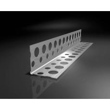 Aluminum Angle Bead 25/25 for Angle and Wall Protection 3.00m