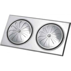 Aluminum Louver 150*290 Adjustable