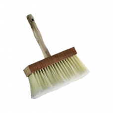 Wall Brush Wooden with Nailon fibers