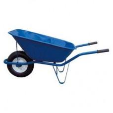 Heavy Duty Garden Trolley with Tractor Wheels