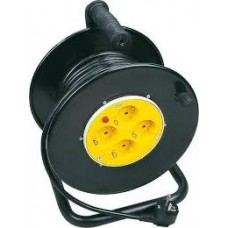 Cable Reel 3X1.50 Eurolamp