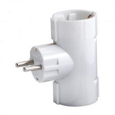 Dual Plug t stlye Socket