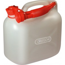 Fuel Tank 5lt White OREGON