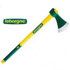 Axe 2.5kg with Plastic Handle Leborgne