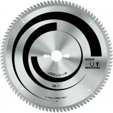 Disc 300Χ300mm for Miter Saw BOSCH 96 Teeth