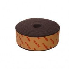 Grinding towel coil 12cm Smirdex Red