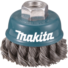 Knot-Type Wire Cup Brush Makita