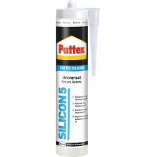 Acetic Silicon 280ml Pattex