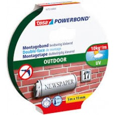 Mounting Tape Powerbond Tesa 19mm*5m 50kg/m