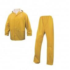 Raincoat Suit Yellow Delta Plus