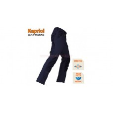 Trousers Blue Kapriol Medium
