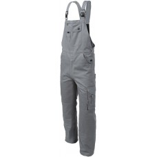 Dungarees with Straps Grey XL Goal Safety