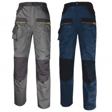Trousers Blue,Grey Bolton Ferreli
