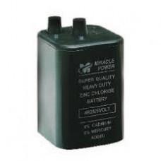 Warning Street Lamp Battery 6V