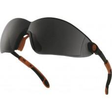 Polycarbonate Glasses Vulcano2 Smoke Delta Plus