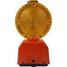 Warning Street Lamp dual Battery
