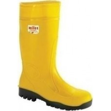 Safety Galosh Large PVC Yellow Issa