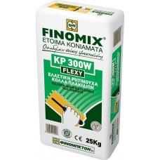 KP300W Flexy C2TES1 25Κg Λευκή Κόλλα Πλακιδίων