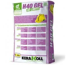 H40 Gel C2TES1 White Tile Adhesive