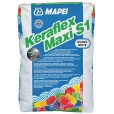 Keraflex Maxi S1 C2TES1 23Kg White Tile Adhesive