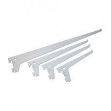 Shelf Bracket Thin White