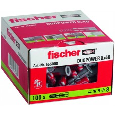 General Use Wall Plug 8*40 Fischer