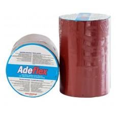 Adeflex Self-Adhesive Red Bitumen Tape with Aluminum Bakings 0.3*10m