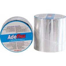 Adeflex Self-Adhesive Aluminum Bitumen Tape 0,15*10m