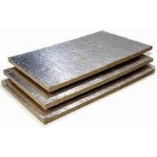 Aluminum Stone wool 100 kg/m3