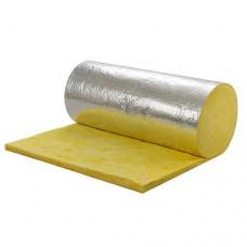 Aluminum glass wool roll 5cm